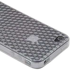 NEW Clear TPU Skin Case Cover For AT&T Verizon Sprint Apple iPhone