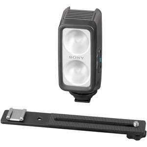 Sony HVL 20DMA 10 Watt & 20 Watt Dual Video Light. BATTERY