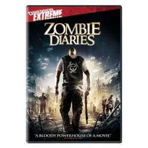 Zombie Diaries Leonard Fenton, Russell Jones, Anna Blades