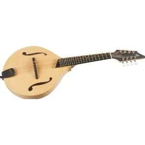 Breedlove American Series Of Mandolin Natural Musical Instruments