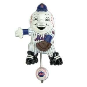 New York Mets MLB Mascot Wall Hook (7)
