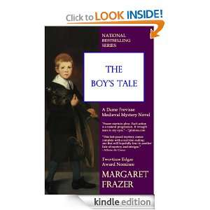 The Boys Tale (Sister Frevisse Medieval Mysteries) Margaret Frazer
