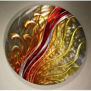 Modern Metal Wall Art, Home Decor, Wall Sculpture