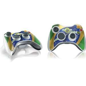 Vinyl Skin for 1 Microsof Xbox 360 Wireless Conroller Video Games