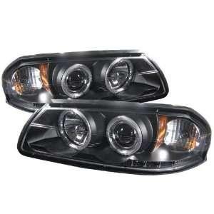 Chevrolet Impala 00 01 02 03 04 05 Projector Halo Headlights with LED