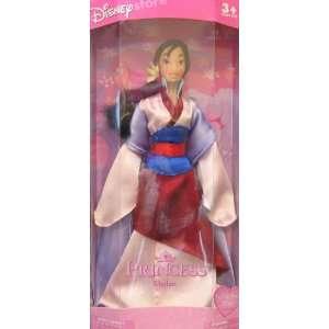 Princess Mulan Doll Toys & Games