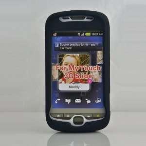 Hard Case Cover for HTC Mytouch Slide 3g Phone Black Cell