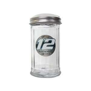 NASCAR Ryan Newman #12 Glass Sugar Pourer Sports