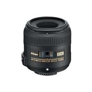 Nikon 40mm f/2.8G AF S DX Micro Nikkor Lens   Refurbished by Nikon