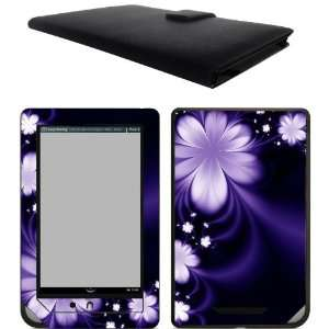 Nook Color (NookColor) / Nook Tablet Synthetic Leather Case Cover