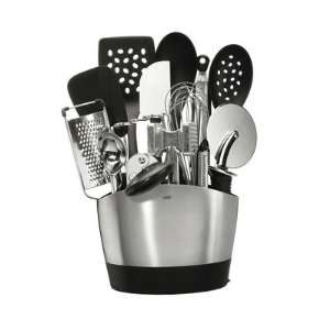 OXO Good Grips Everyday Kitchen Tool Set 15pc  Kitchen