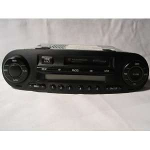 VW Monsoon Stereo Radio/Cassette Player
