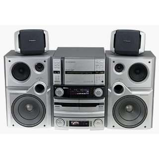 Pioneer A 8000 Multi Amp Compact Stereo System