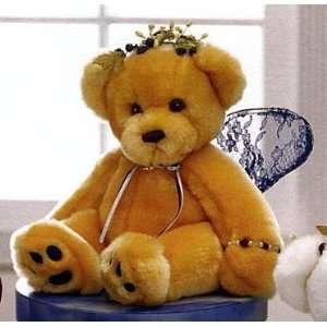Teddy Bear Bearifairie Blue Stuffed Plush Animal  Toys & Games