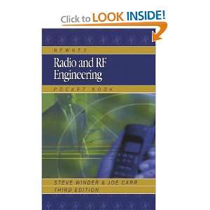 Newnes Radio and RF Engineering Pocket Book (9780080974484