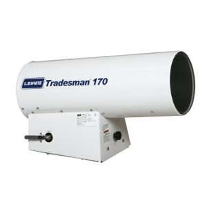 White Tradesman 170P Propane Forced Air Heater, Variable Rate [Misc