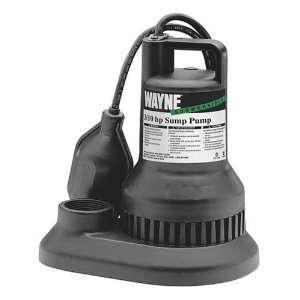 Wayne WST30 3/10 HP 120 Volt Submersible Sump Pump