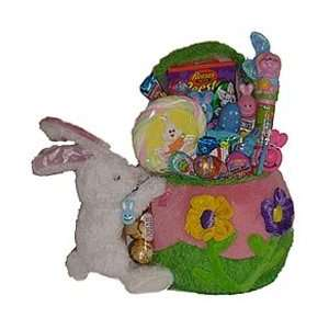 Hoppy Easter Bunny Basket  Grocery & Gourmet Food