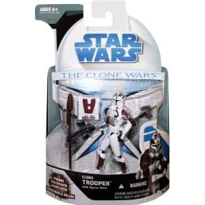 Star Wars Clone Wars Animated Action Figure No. 21 Clone Trooper with