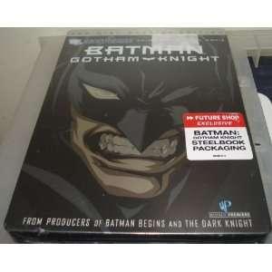 Batman Gotham Knight (Two Disc Special Edition)Steel