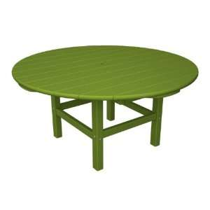 Recycled Earth Friendly Outdoor Patio Conversation Table