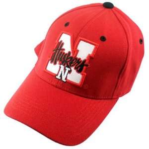 Nebraska Cornhuskers Red Genesis 1Fit Hat