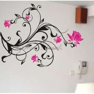 Removable vinyl art wall decals stickers murals home decor