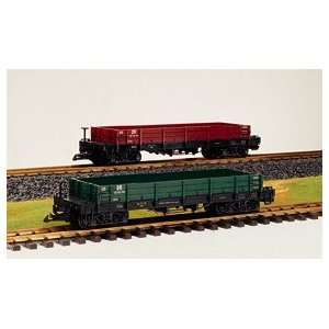 LGB G Scale Low Side Gondola German State Railroad: Toys & Games