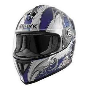 Shark RSI ACID BLU_SIL XL MOTORCYCLE Full Face Helmet