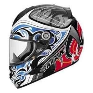 Shark RSR2 MASK BK_BL_RD XS MOTORCYCLE Full Face Helmet