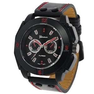 GP Designs Mens Chronograph style Strap Watch GP Designs