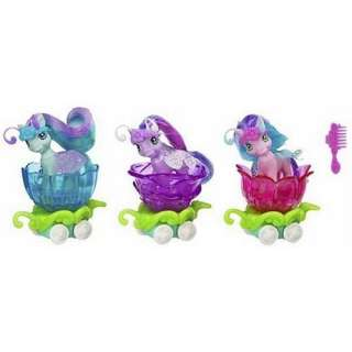 My Little Pony Crystal Princess Breezies Parade with Honeydew Hum