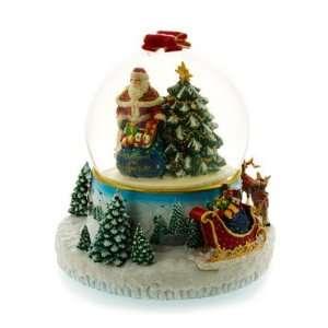 Radko 25th Anniversay Collectors Musical Oh Christmas TreeSnow Globe