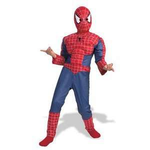 Spiderman Costume Licensed Marvel Characters: Toys & Games