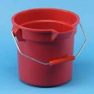 Brute Plastic Round Bucket Case Pack 3: Everything Else