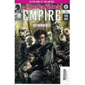 Star Wars Empire #16  To The Last Man Part One (Dark Horse Comics