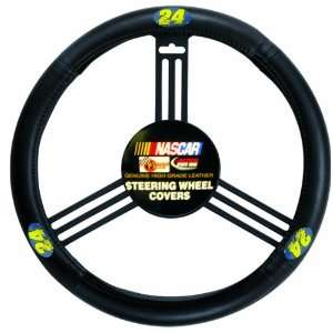 Bully SWN 24 Genuine Leather Steering Wheel Cover Automotive