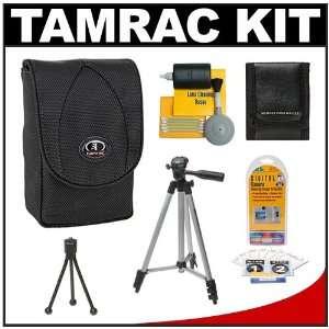 Tamrac 5689 Pro Compact Digital Camera Bag (Black) with