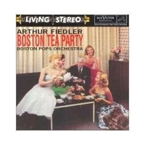 Arthur Fiedler Boston Tea Party Music