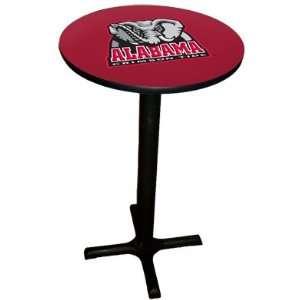Alabama Crimson Tide Officially Licensed Laminated Pub Table