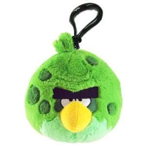Angry Birds Space Green Bird Backpack Cllip Toys & Games