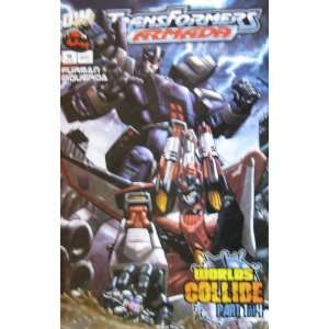 TRANSFORMERS ARMADA, #14, August 2003 (Volume 1): Simon