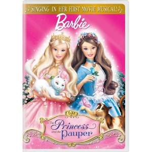 Barbie as The Princess and the Pauper Julie Stevens