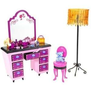 Barbie Glam Vanity Play Set   Pink Toys & Games