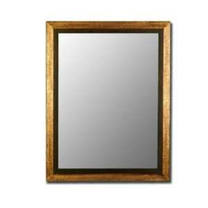 632907 Cameo 37x77 Umber Copper Gold Wall Mirror