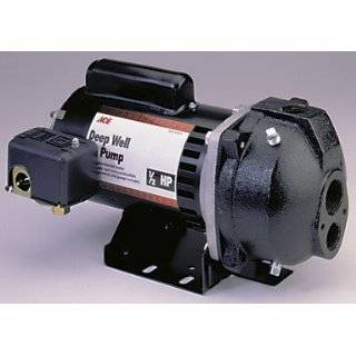 Water Mp 1Hp Deep Vert Pump 123354 Well Pumps Home Improvement
