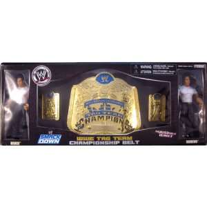 WWE Wrestling Exclusive Smack Down Tag Team Championship