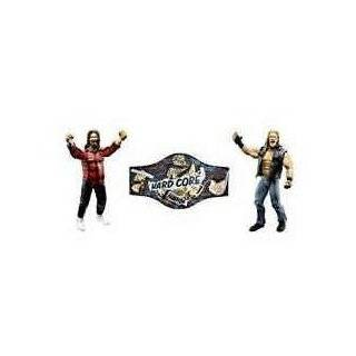 and MICK FOLEY   WWE Wrestling Exclusive 2 Pack by Jakks Toys & Games