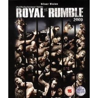 WWE Royal Rumble 2011 (Blu ray/DVD Combo) The Miz, John