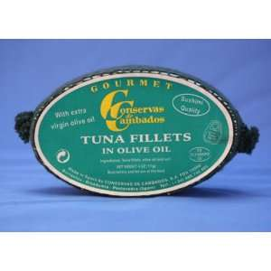 Tuna Fillets in Olive Oil by Comida Espana:  Grocery